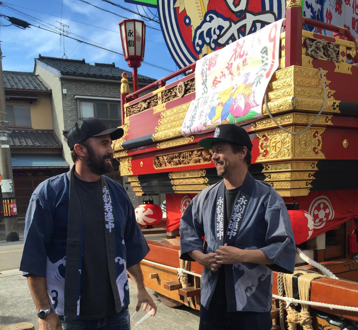 New Sd Brewery Already Big In Japan  San Diego Reader-4448