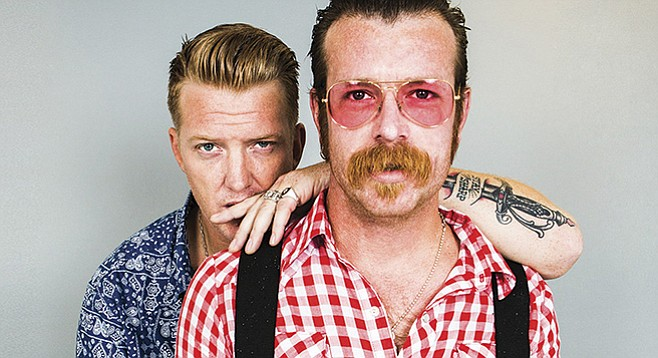 Eagles of Death Metal at Del Mar Fairgrounds on August 4