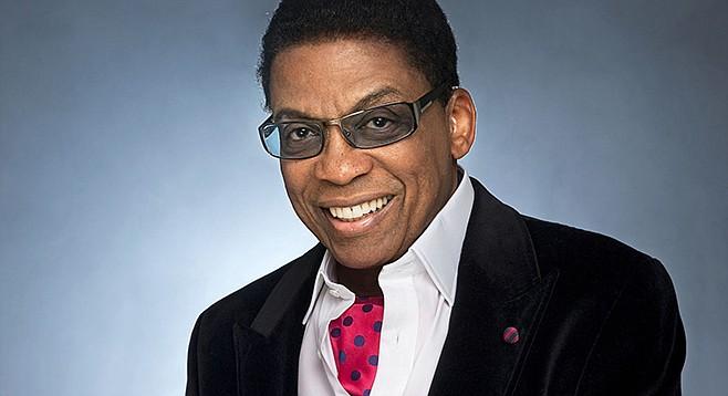 Herbie Hancock cruises into Balboa Theatre March 7