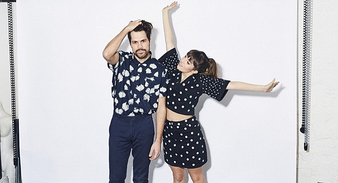 Oh Wonder, all ages, oh boy. Soma, October 15.