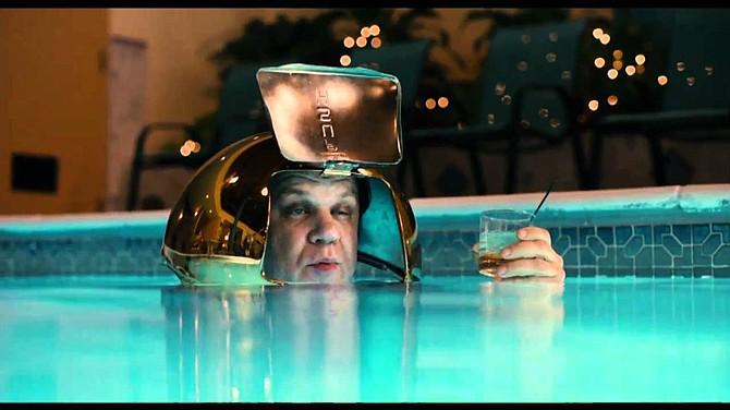 John C. Reilly as Dean Ziegler in Cedar Rapids