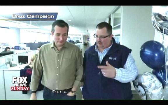 Puetz is re-joining Axiom Strategies of Kansas, run by Jeff Roe, guru behind Ted Cruz's primary campaign.