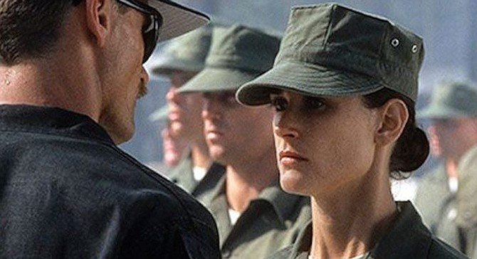 Russell says, since the Demi Moore movie G. I. Jane, SEALs have become the glamour unit of the U.S. armed forces.