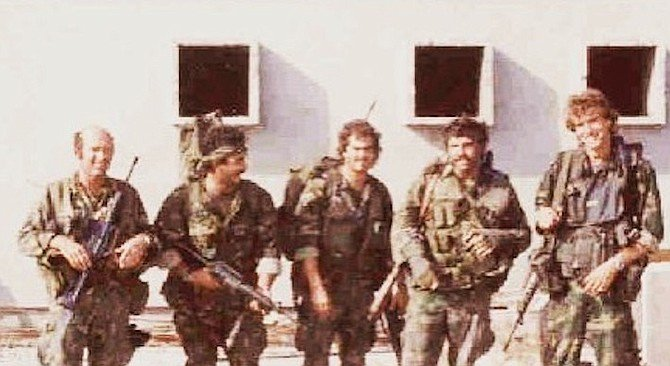 "Seal Team Six in Grenada. ""There was nothing from Six saying the mission was such and such."""