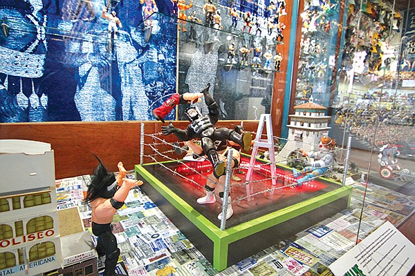 Dropping dollars for the Lucha Libre museum in downtown Tijuana is a good move.