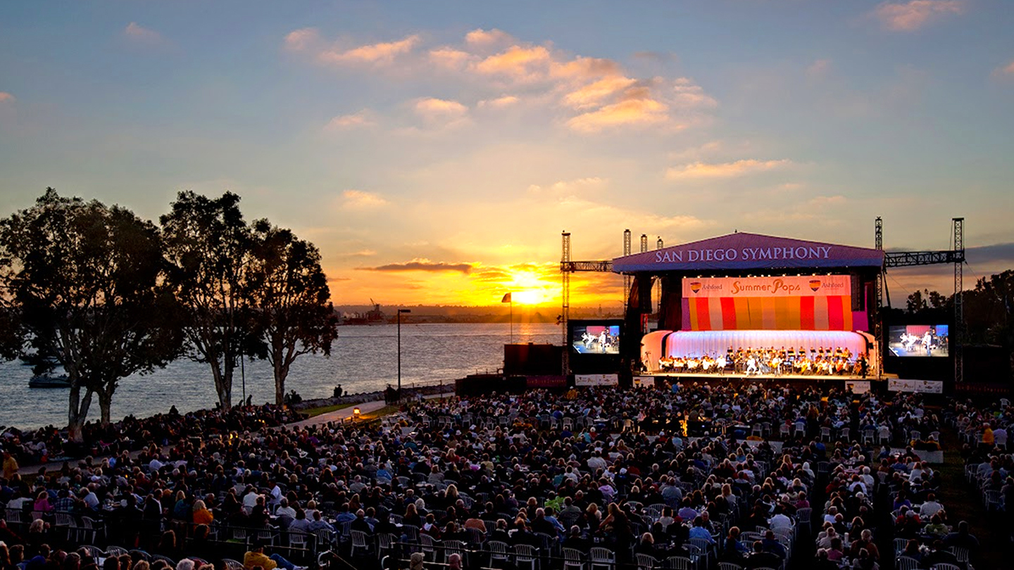 san diego symphony 39 s musical july on the embarcadero san diego reader. Black Bedroom Furniture Sets. Home Design Ideas
