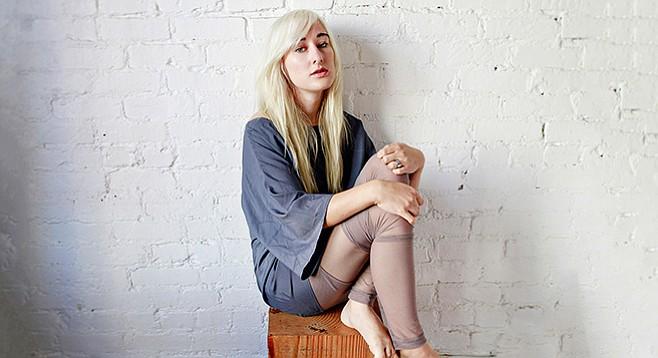 Zola Jesus: akin to Daft Punk as if fronted by Kate Bush