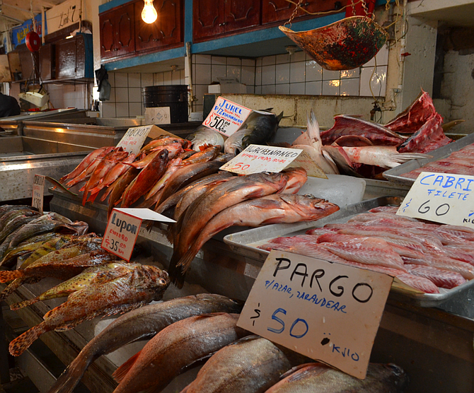 """""""The seafood at El Mercado Negro is worth the wait."""""""