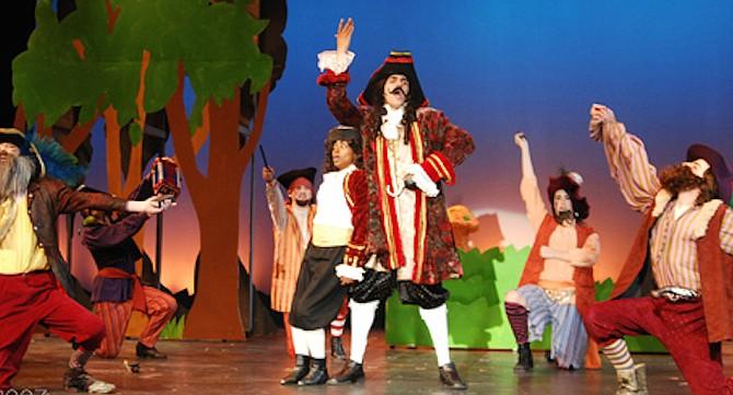 Junior Theater 2007 Peter Pan.