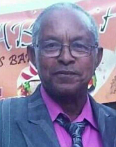 Kebede Abera Tura, killed in the intersection after finishing his nightly coffee at the Awash Market.