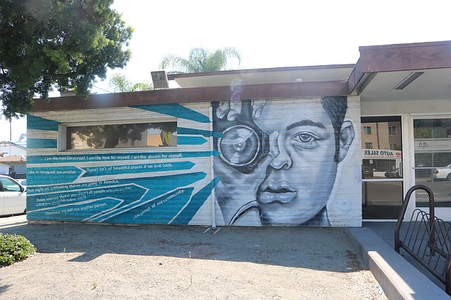 """Aja, a photography-based educational program, opened up their doors to the public """"to be a part of public art."""""""
