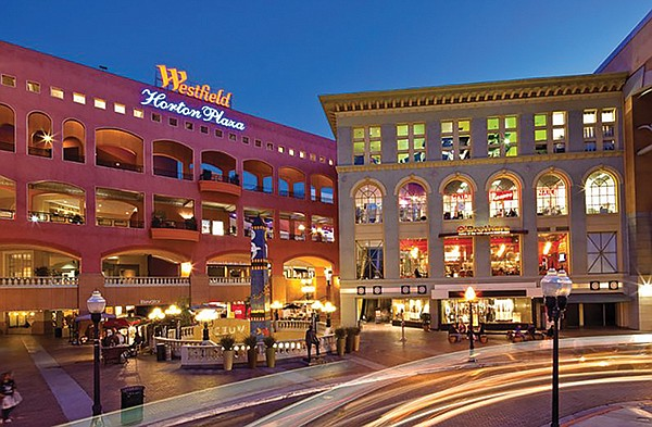 Horton Plaza. Important retailers started deserting it not long after it opened. A huge part of it has been ripped down.