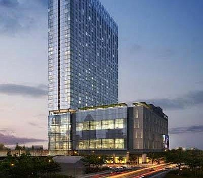 The Texas hotel was finally backed by Santa Monica billionaire Thomas Barrack, Jr.