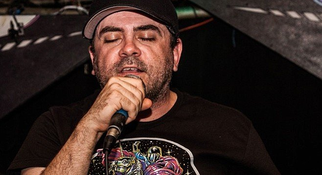 MC Chris — happy to be considered part of the nerdcore rap movement