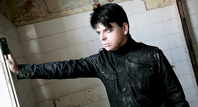 Electronic krautrock with Gary Numan