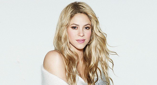 Valley View Casino Center hosts Shakira and her hips