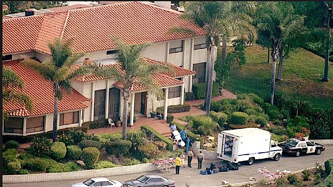In March of 1997, in a Rancho Santa Fe mansion, police found the bodies of 39 members of the group that took their own lives over three days.