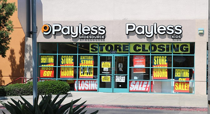 """Payless, Murphy Canyon. """"Their low prices and BOGO kept me coming back."""""""