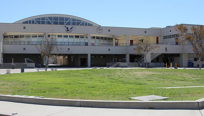 """""""This is a first for our district,"""" said Michael McQuary from San Diego Unified."""