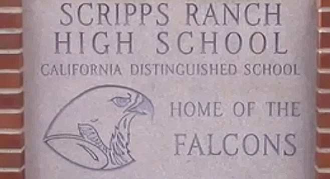 Defendants invalidated 844 Advanced Placement tests taken by Scripps Ranch students.