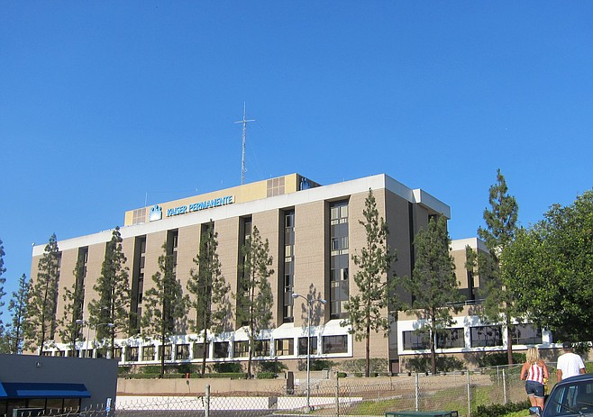 The first San Diego Kaiser hospital opened in 1975 on Zion Avenue. It may not meet state earthquake standards by 2030