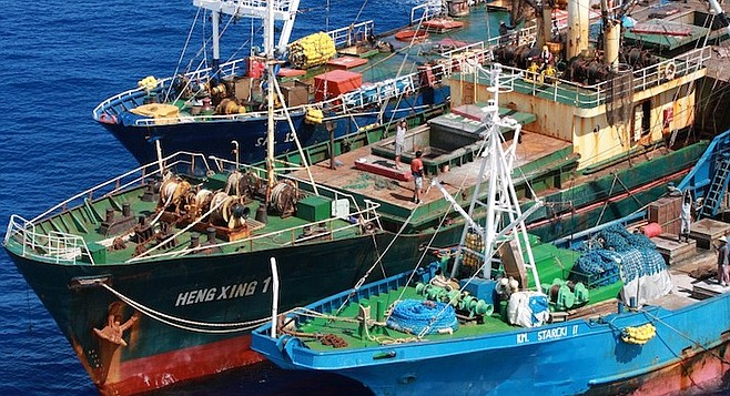 Thai tuna giant agrees to conservation measures