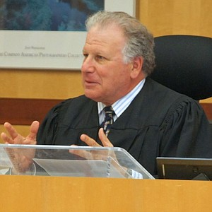 Hon. judge Harry Elias ordered Peterson to face charges.
