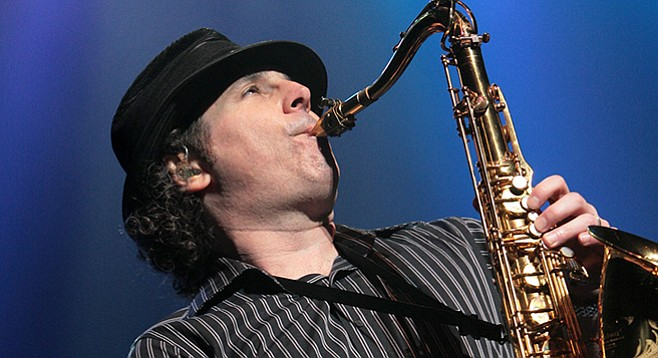 Boney James is at Thornton Winery on 9/24