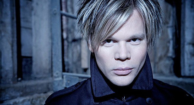 Another pop-jazz fusionist: Brian Culbertson