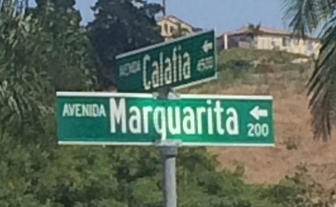 Oceanside police responded to a call from Avenida Marguarita.