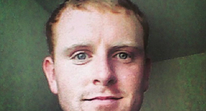 Jamie Scott Powell. The city says he was speeding when he lost control of his motorcycle.