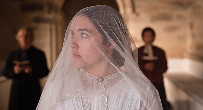 Lady Macbeth: Comedies end with a marriage. This film begins with one. Draw your own conclusions.