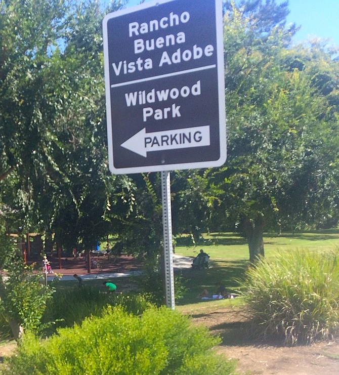 Officers say they were able to record a drug buy at nearby Wildwood Park.