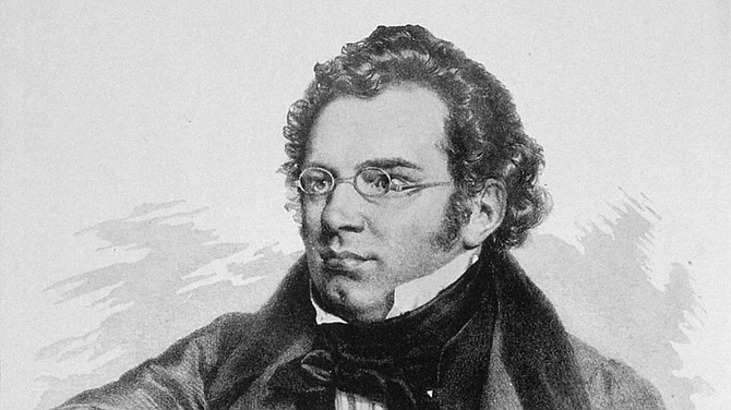 Franz Schubert was derivative AF.
