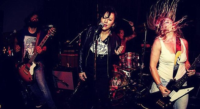Liz-Fest, a memorial tribute for Chica Diabla's late singer