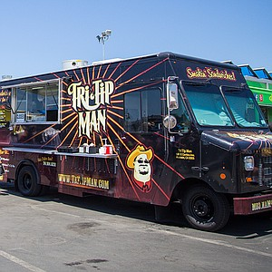 """They prefer to be called """"mobile gourmet chefs,"""" thank you"""