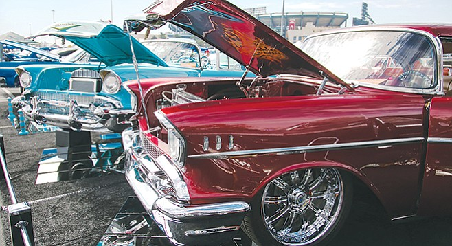 Saturday, July 29: Extreme Autofest at Qualcomm
