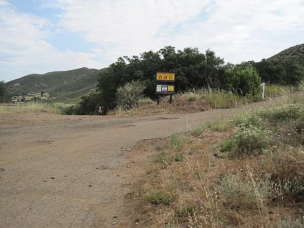 Deer Park Road