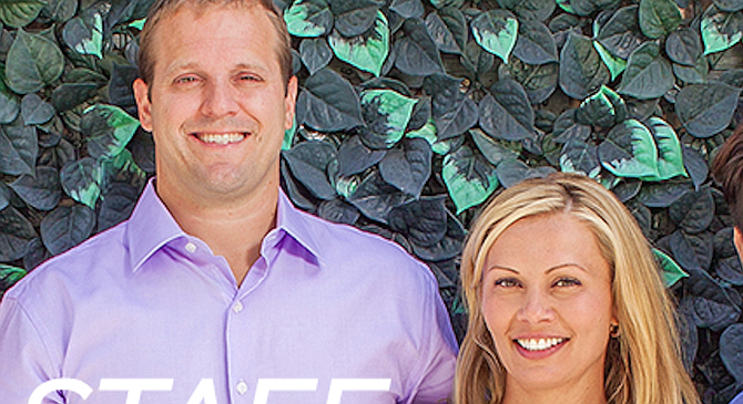 Eric and Jana Osmolinski from the dental website.  Jana maintains that a disgruntled employee, who was fired, falsely reported the alleged problems.