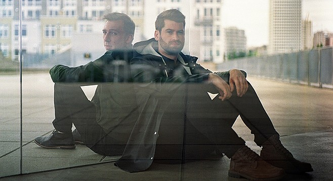 Odesza hits the Valley View Casino Center, one of the largest indoor venues yet to host them
