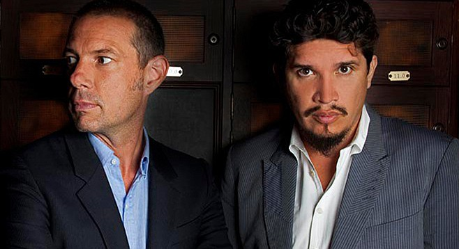 Thievery Corporation takes The Temple of I & I to the Belly Up