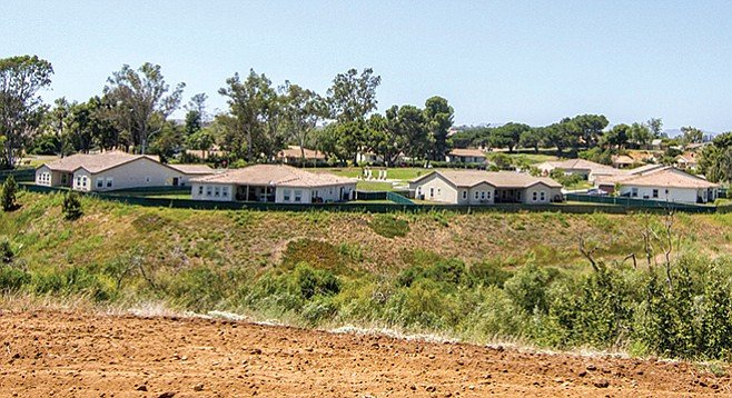 We lived on Pendleton in the neighborhood called San Luis Rey Housing. We called it the 17 Area.
