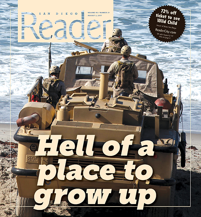Camp Pendleton: A hell of a place to grow up | San Diego Reader