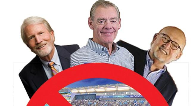 Kit Sickels, Jack McGrory, Jack Goodall