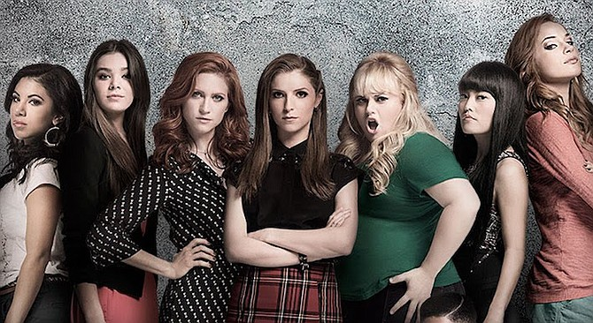 You could switch Pitch Perfect 2 with Pitch Perfect and nobody would know the difference.