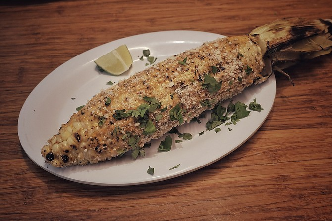TJ-style grilled corn is everywhere