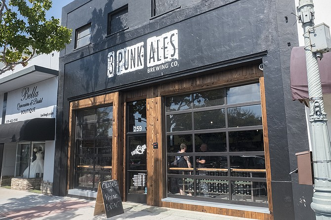 Breweries are helping kickstart redevelopment of Chula Vista's Third Avenue Village.