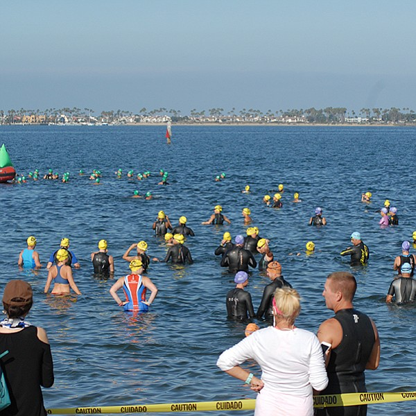 A triathlon (and other events) at Bayside Park, hoping to provide something for everyone