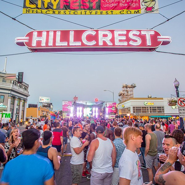 Celebrate Hillcrest with 150,000 friends