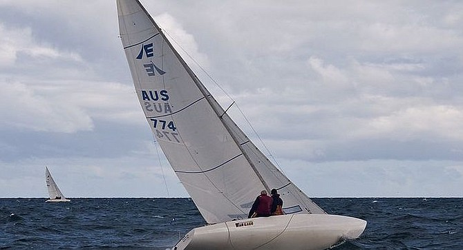 The class name was changed to Etchells in 1990.